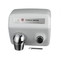 World Dryer A5-974 Hand Dryer