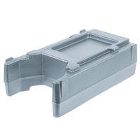 Cambro R500LCD401 Slate Blue Riser for Cambro Insulated Beverage Dispenser