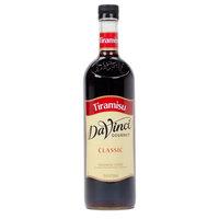 DaVinci Gourmet 750 mL Tiramisu Classic Coffee Flavoring Syrup