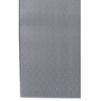 Cactus Mat 1027-E35P Tredlite 3' x 5' Gray Pebbled Vinyl Anti-Fatigue Mat - 3/8 inch Thick