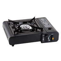 1-Burner High Performance Butane Countertop Range / Portable Stove