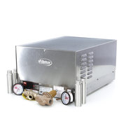 Hatco C-39-480-3-SSBB Booster W/Stainless Body & Base