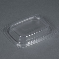 Dart Solo C12DDLR ClearPac 8, 12, 16 oz. Clear Snap-On Plastic Dome Lid - 1008/Case