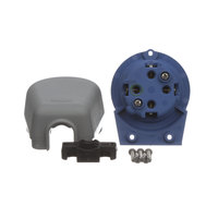 Hubbell L430P9 Plug 3P4W 30A 250V Low Profile A