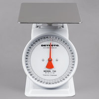 Cardinal Detecto T50 50 lb. Top Loading Fixed Dial Scale