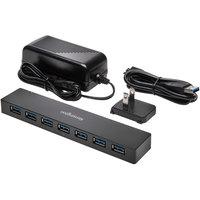 Kensington K39123AM USB 3.0 7-Port Hub / Charger