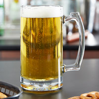 Anchor Hocking 90272 25 oz. Champions Beer Mug - 12/Case