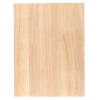 Wood Cutting Board - 24 inch x 18 inch x 1 3/4 inch