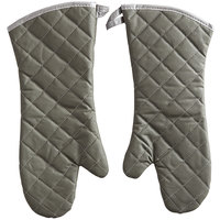17 inch Flame Retardant Oven Mitts