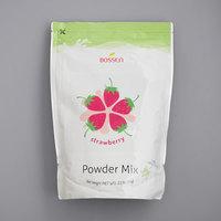 Bossen 2.2 lb. Strawberry Powder Mix