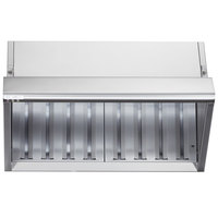 Rational 60.76.178 UltraVent Plus Model 6-Full Size / 10-Full Size Ventless Condensation Hood for Combi-Duo Electric Ovens - 125V