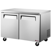 Turbo Air EUF-48-N E-line 48 1/4 inch Undercounter Freezer