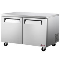 Turbo Air EUF-60-N E-line 60 1/4 inch Undercounter Freezer
