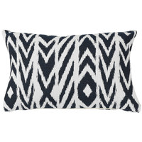 Astella TP12-FA43 Pacifica Fire Island Midnight Lumbar Throw Pillow