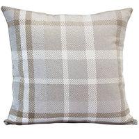 Astella TP24-FA31 Pacifica Tartan Hemp Lounge Throw Pillow