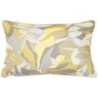 Astella TP12-FA24 Pacifica Dewey Yellow Lumbar Throw Pillow