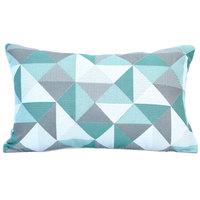 Astella TP12-FA14 Pacifica Ruskin Lakeside Lumbar Throw Pillow