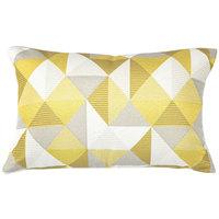 Astella TP12-FA13 Pacifica Ruskin Yellow Lumbar Throw Pillow