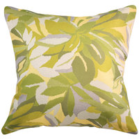 Astella TP18-FA22 Pacifica Dewey Green Accent Throw Pillow