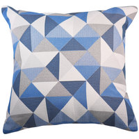 Astella TP18-FA12 Pacifica Ruskin Blue Accent Throw Pillow