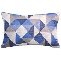 Astella TP12-FA12 Pacifica Ruskin Blue Lumbar Throw Pillow