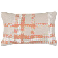 Astella TP12-FA34 Pacifica Tartan Tuscan Lumbar Throw Pillow