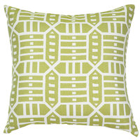 Astella TP18-FA51 Pacifica Roland Green Accent Throw Pillow
