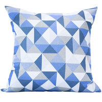 Astella TP24-FA12 Pacifica Ruskin Blue Lounge Throw Pillow
