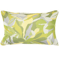Astella TP12-FA22 Pacifica Dewey Green Lumbar Throw Pillow