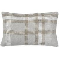 Astella TP12-FA31 Pacifica Tartan Hemp Lumbar Throw Pillow