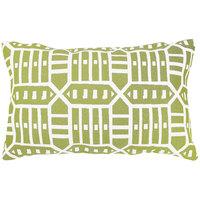 Astella TP12-FA51 Pacifica Roland Green Lumbar Throw Pillow