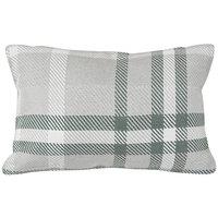 Astella TP12-FA35 Pacifica Tartan Jade Lumbar Throw Pillow