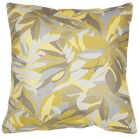 Astella TP24-FA24 Pacifica Dewey Yellow Lounge Throw Pillow