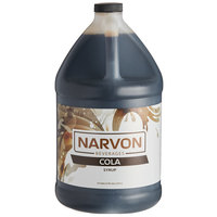 Narvon 1 Gallon Old Fashioned Cola Beverage Concentrate
