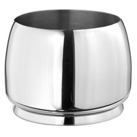 Walco P-Z403 Venus 8 oz. Stainless Steel Sugar Bowl without Lid - 12/Case