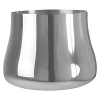 Walco CX529 Soprano 10 oz. Stainless Steel Sugar Bowl without Lid