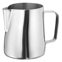 Walco 9-214 Saturn 12 oz. Stainless Steel Creamer - 12/Case