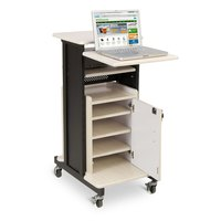Oklahoma Sound PRC250 Premium Plus Presentation Cart