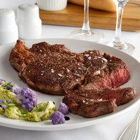 Warrington Farm Meats 16 oz. Frozen Delmonico Steak - 10/Case