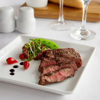 Warrington Farm Meats 5 oz. Frozen Flat Iron Steak - 32/Case