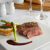 Warrington Farm Meats 6 oz. Frozen Sirloin Steak - 27/Case