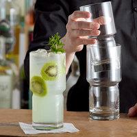 Libbey 12040 Newton 16 oz. Stackable Beverage / Cooler Glass - 12/Case