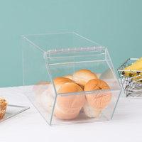 Cal-Mil 992 Classic Stackable Acrylic Food Bin - 7 1/2 inch x 19 1/2 inch x 8 inch