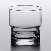 Libbey 12037 Newton 10 oz. Stackable Rocks Glass - 12/Case
