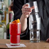 Libbey 12039 Newton 12 oz. Stackable Beverage / Cooler Glass - 12/Case