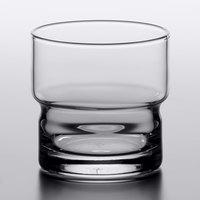 Libbey 12038 Newton 12 oz. Stackable Double Rocks Glass - 12/Case