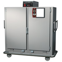 Metro MBQT-180D Insulated Heated Banquet Cabinet Two Door Holds up to 180 Plates 120V