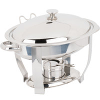 Vollrath 46501 4 Qt. Orion Lift-Off Small Oval Chafer