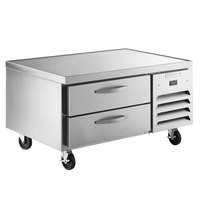 Beverage-Air WTRCS48D-1 2 Drawer 48 inch Refrigerated Chef Base