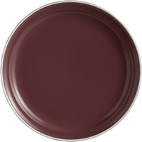 World Tableware ENG-3-M Englewood 10 1/2 inch Matte Mulberry Porcelain Plate - 12/Case